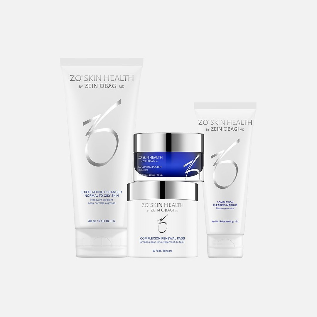 ZO Skin Health - Complexion Clearing Program