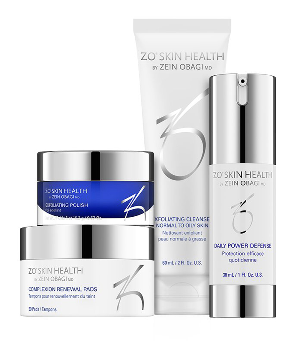 Zo Skin Health Daily Skincare Program Kit