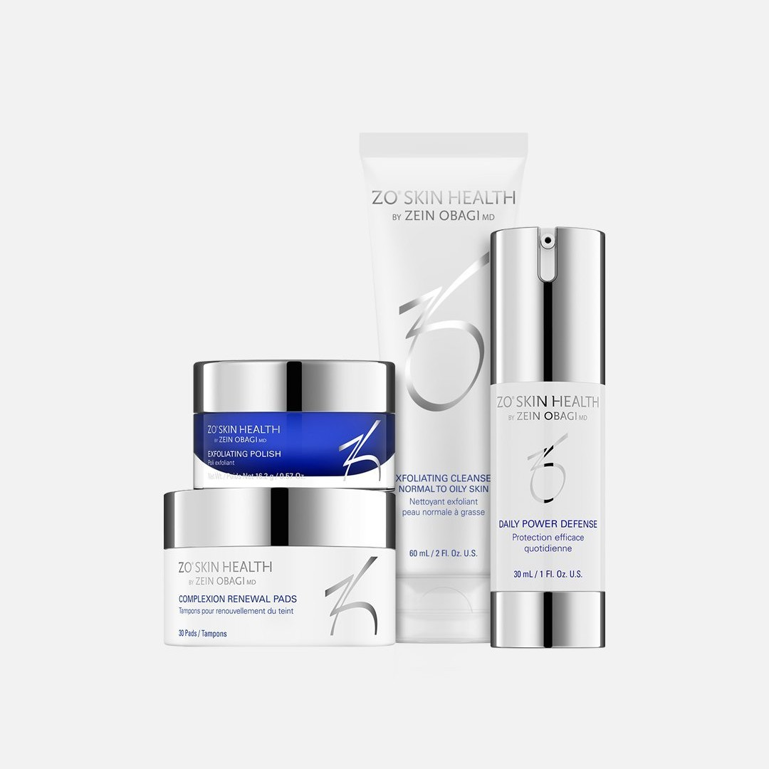 ZO Skin Health Daily Skincare Program