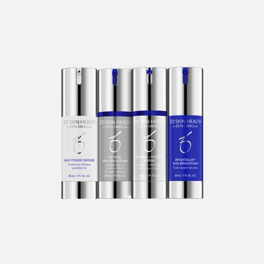 ZO Skin Health Skin Brightening Program + Texture Kit