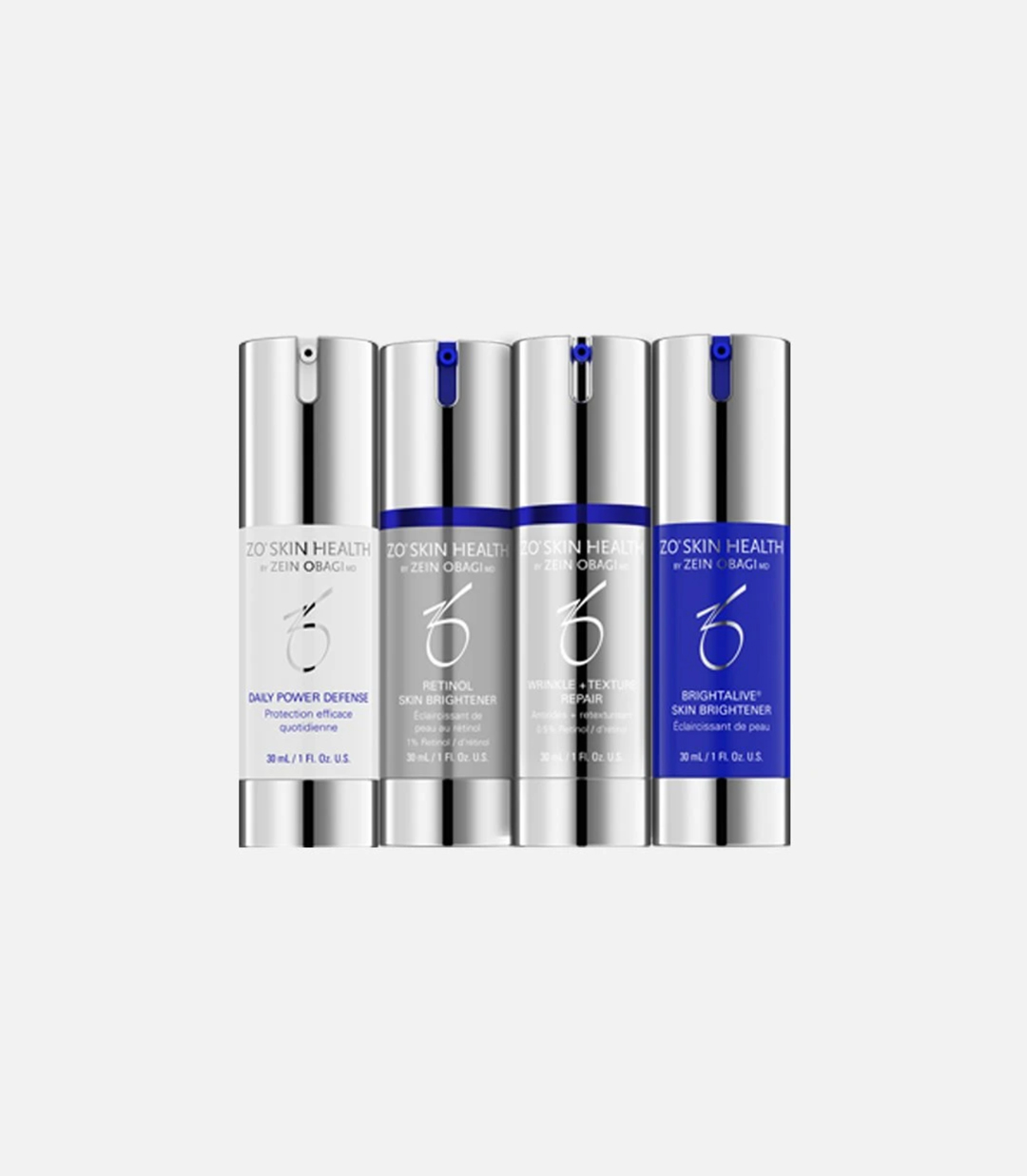 ZO Skin Health Skin Brightening Program + Texture Kit