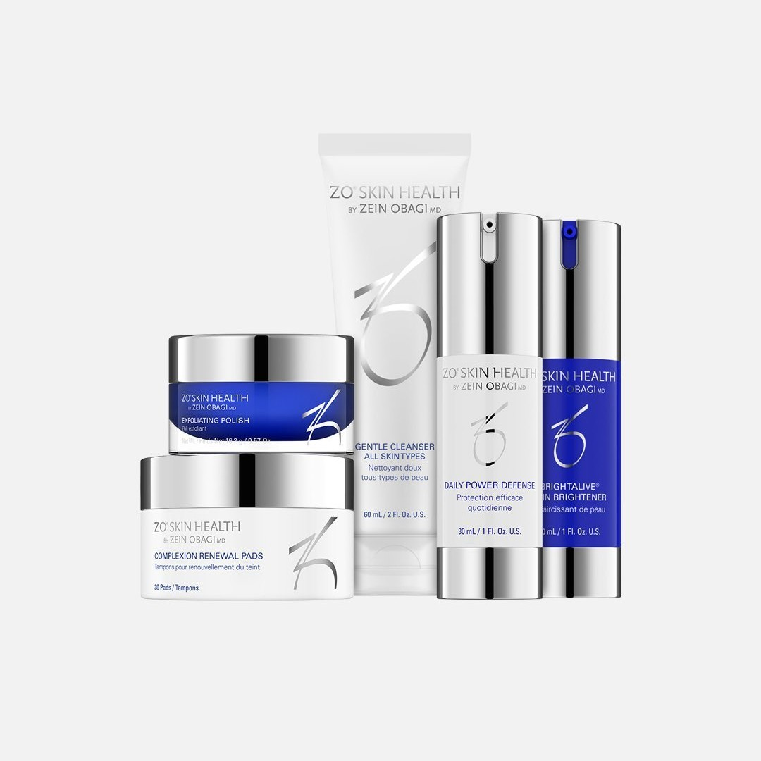 ZO Skin Health Skin Brightening System